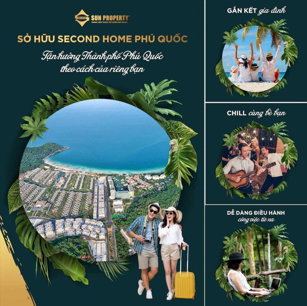 Biệt thự Sun Tropical Village - Tận hưởng cuộc sống theo cách riêng của bạn