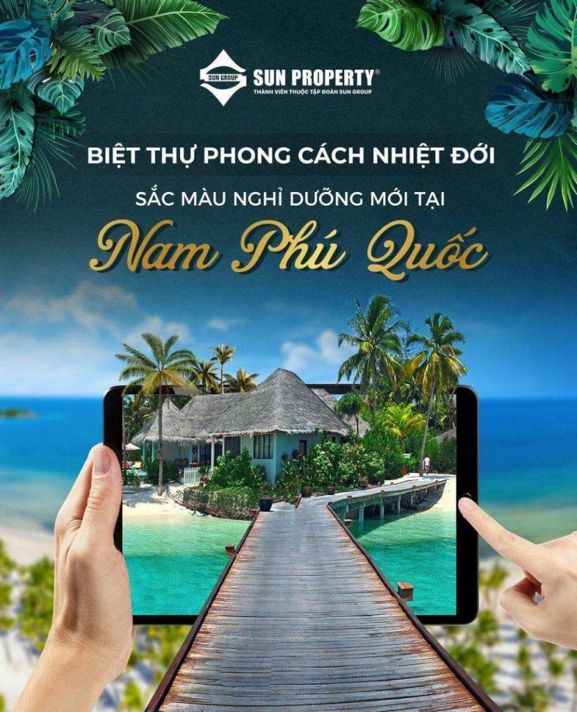 dự án Bất Động Sản Nghỉ Dưỡng Sun Tropical Villas Phú Quốc