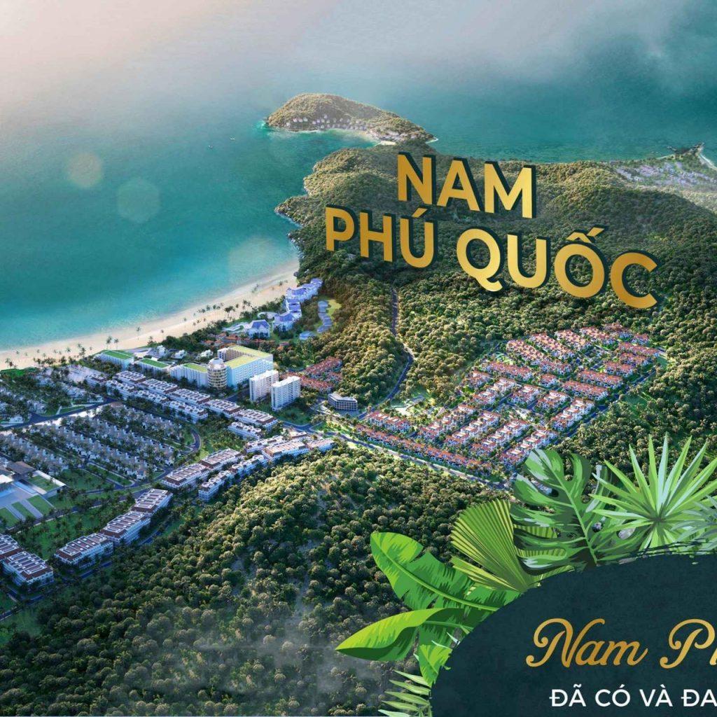 Vị trí đắc địa của dự án Sun Tropical Villas Phú Quốc