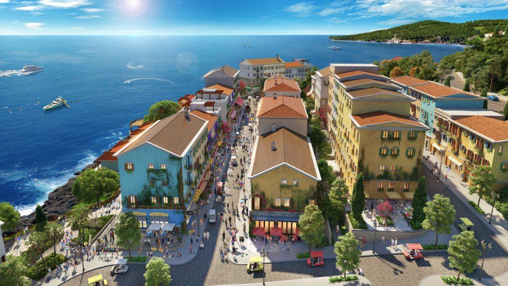 Toàn cảnh một dự án bất động sản đảo Ngọc