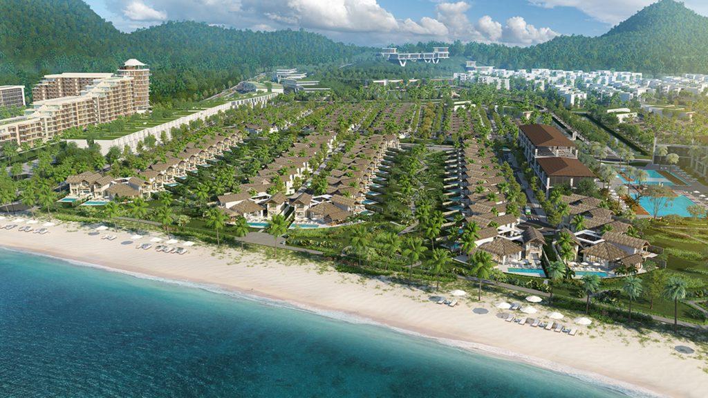 Dự án KEM BEACH RESORT PHÚ QUỐC