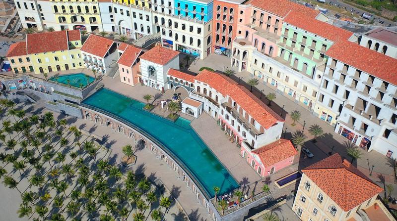 Sun Grand City Hillside Residence được thiết kế bởi Hồ Thiệu Trị Group