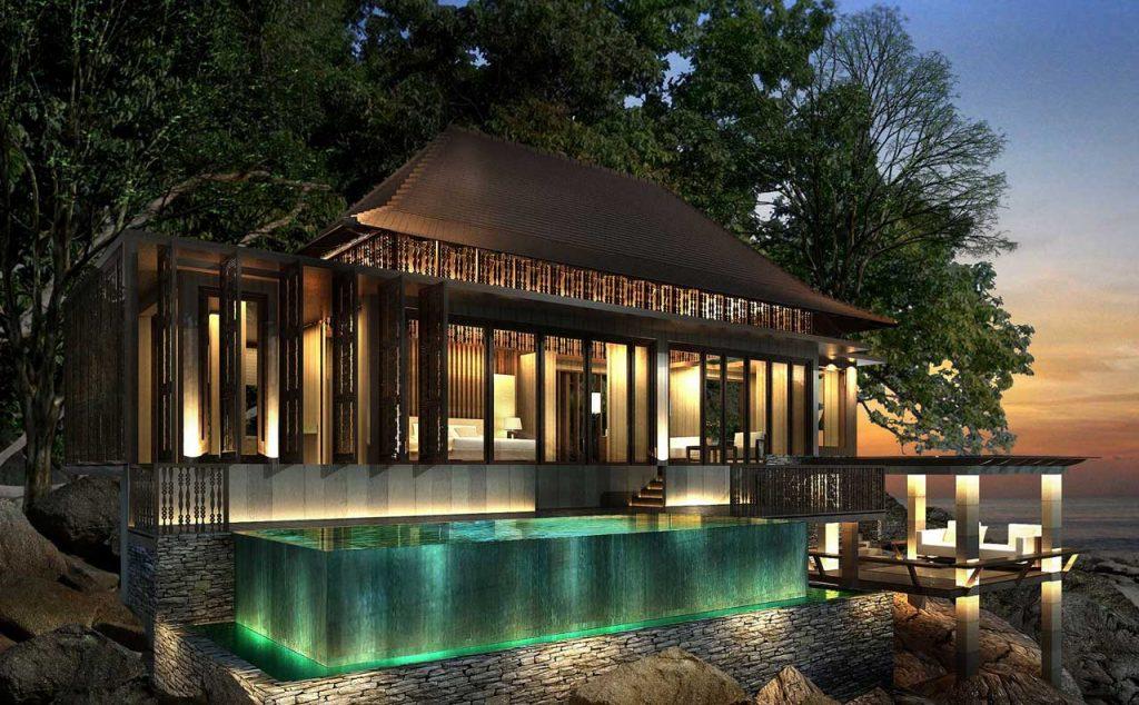 Khách sạn Ritz Carlton Phú Quốc một thiên đường nghỉ dưỡng