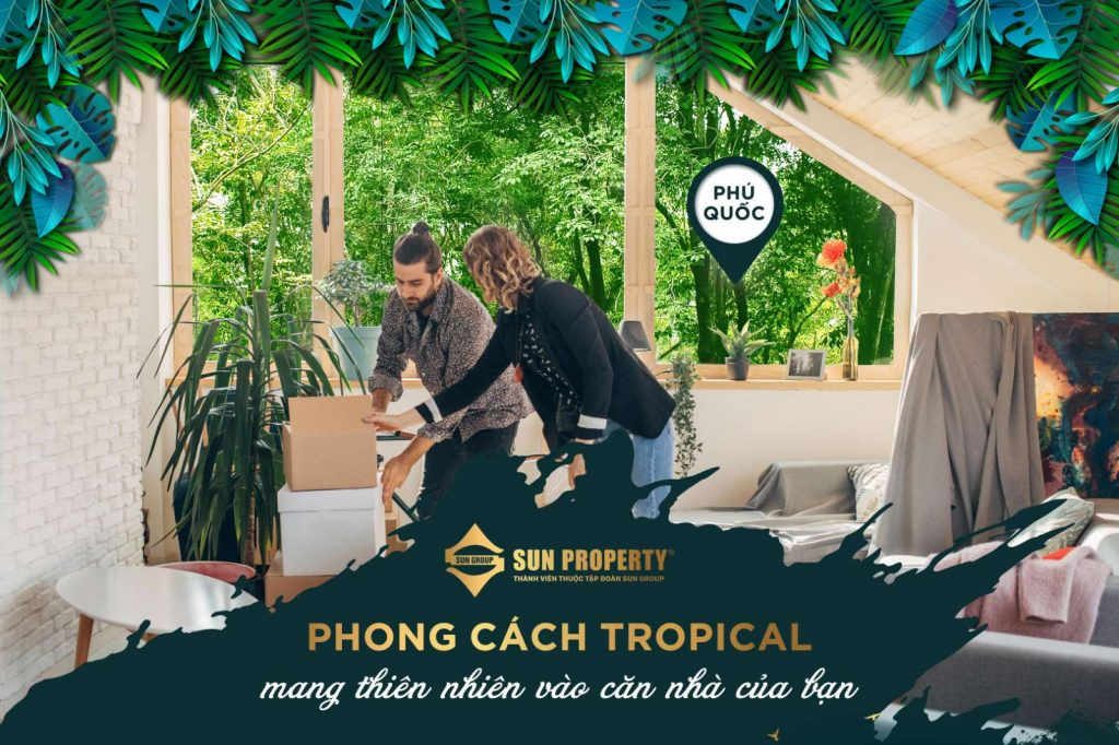 Dự Án Biệt Thự Nghỉ Dưỡng Tropical Village Phú Quốc - Mang thiên nhiên vào ngôi nhà của bạn