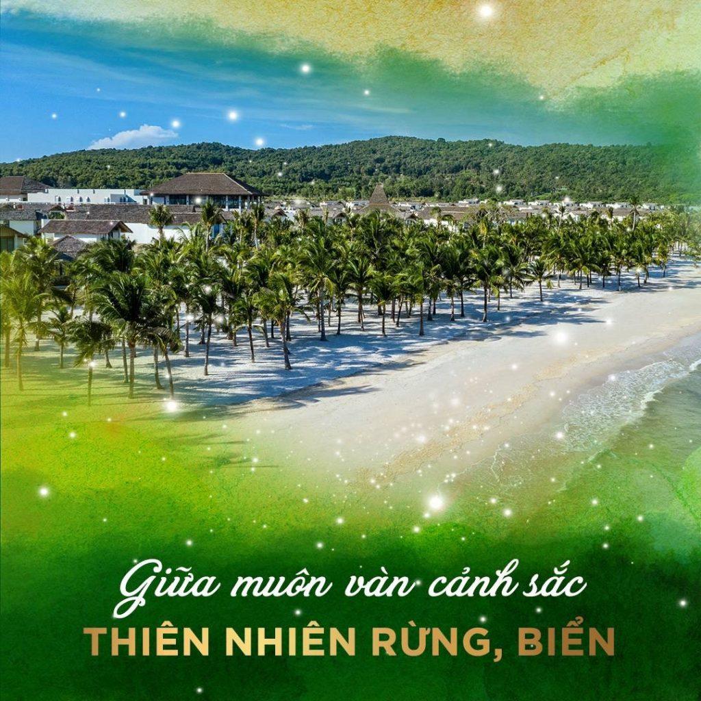 Dự án làng nhiệt đới Sun Tropical Village mang đậm sắc thái nhiệt đới