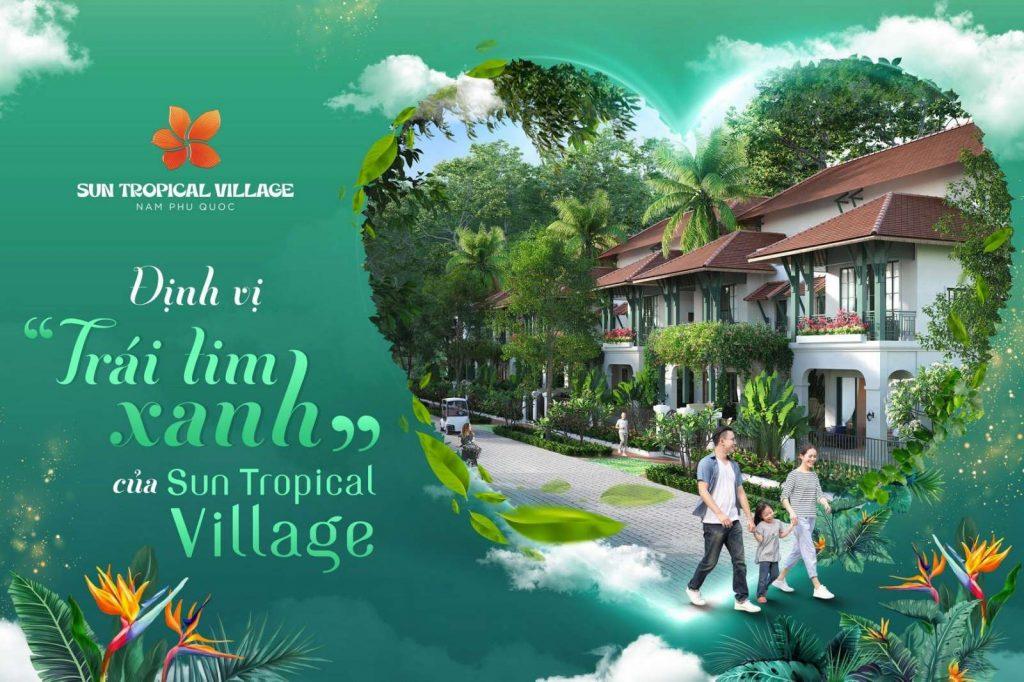 Một dự án bất động sản nghỉ dưỡng phong cách nhiệt đới tại Phú Quốc