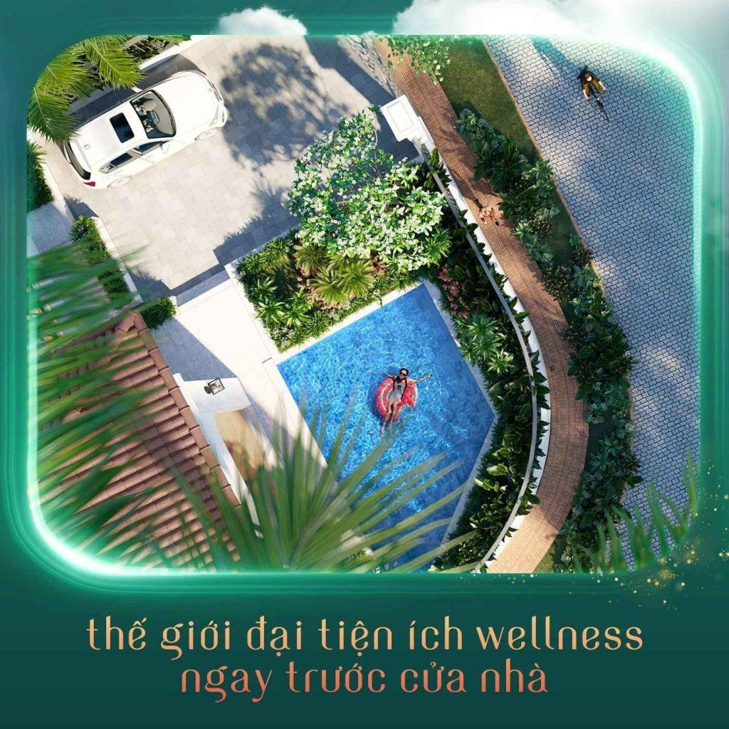 Dự án bất động sản nghỉ dưỡng Sun Tropical Village Phú Quốc - Tiện nghi, đẳng cấp