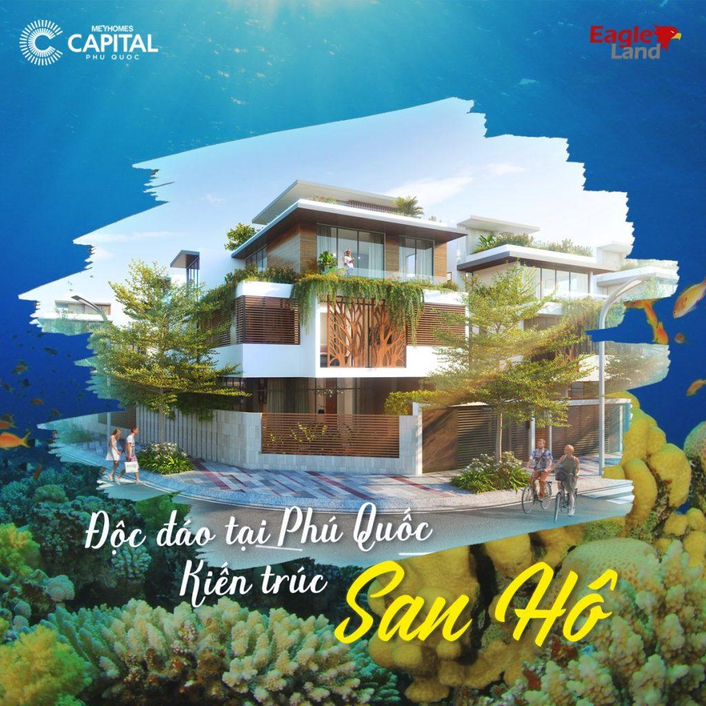Những hình ảnh ban đầu về dự án Meyhomes Capital Phú Quốc