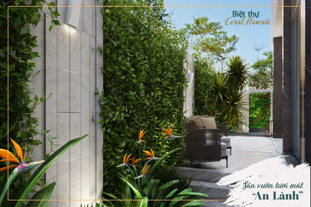 Dự án Meyhomes Capital Phú Quốc với không gian xanh gần gũi với thiên nhiên